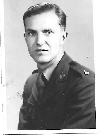 Major MacGibbon 1944