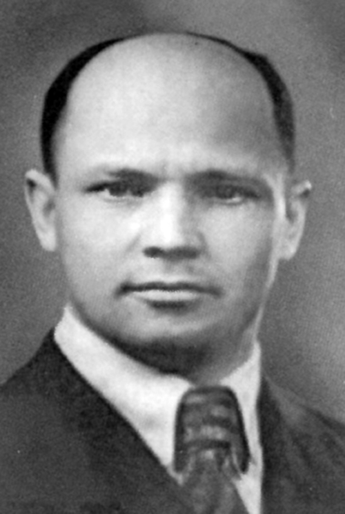 Ivan Kozlov the foreign intelligence officer in London who probably inducted James as a spy for the Soviet Union in 1942.